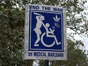medical marijuana war