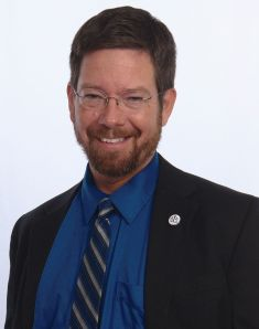 John Zimmerman, 2014 candidate for Johnson County Attorney.